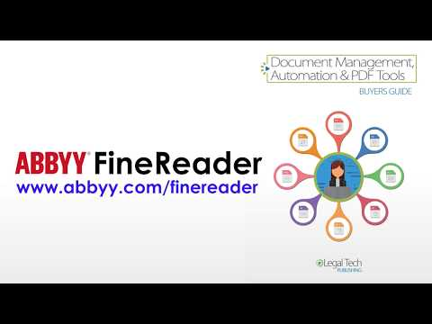 ABBYY FineReader 15 - Video Review