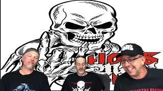 Nemophila Shout at the Devil ( Motley Crue cover tune ) Reaction