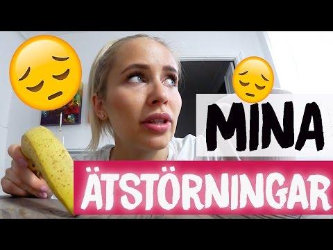 MINA ÄTSTÖRNINGAR | Vloggvecka dag 4