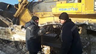 Саха Якутия конец сезона золото добычи  все заебало))))