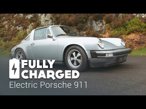 Electric Porsche 911 | Fully Charged
