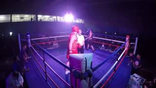 Ultra White Collar Boxing | Bedford | Karl Sword VS Milky Bosco