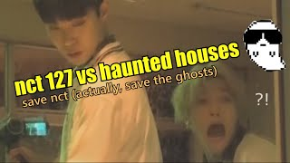 Download nct 127 vs haunted houses (save the ghosts👻)