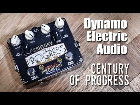 "Dynamo Electric Audio ""Century of Progress"" - Review"