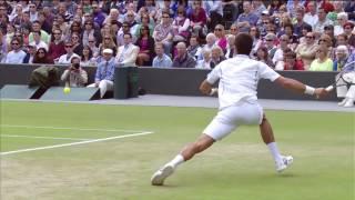 Novak Djokovic- Top 10 Flexible Points (HD)