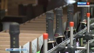 Вино получит долгую жизнь. Новую линию розлива запустили в Балаклаве
