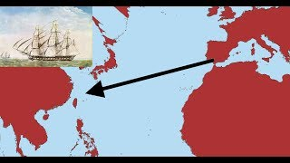 What if Columbus was Right about Geography?
