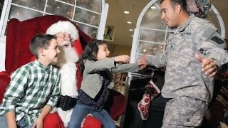 Soldiers Coming Home Surprise Compilation 53