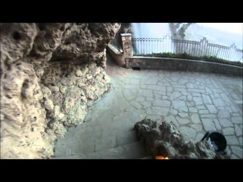 Βόλτα με το ποδήλατο στο πάρκο των καταρρακτών [video]