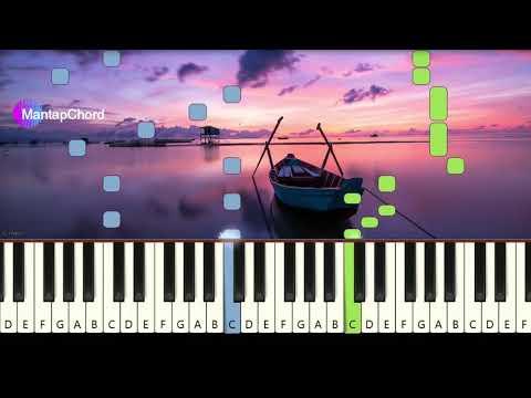 ARIANA GRANDE - NO TEARS LEFT TO CRY - Very Easy Piano Tutorial MantapChord