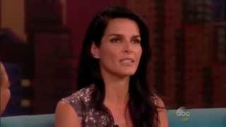 Angie Harmon on The View 6/17/14