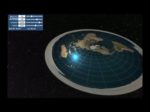 LIVE!  Flat Earth Working Model Released! thumbnail