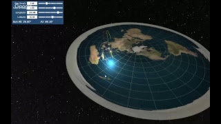 LIVE!  Flat Earth Working Model Released!
