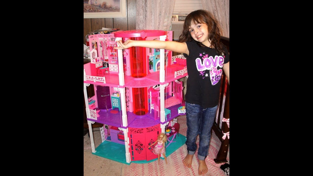 Barbie Dream House With Elevator – House Plan 2017