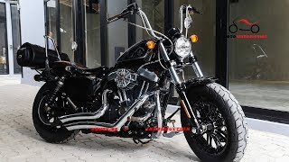 New Harley-Davidson Sportster Forty-Eight Chopper American   New Harley Sportster Forty Eight Custom