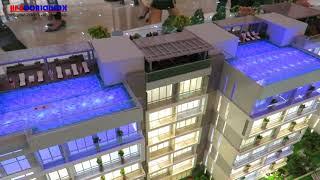 【Khám Phá】Sa bàn thực tế căn hộ Panomax River Villa Quận 7- TTCLand