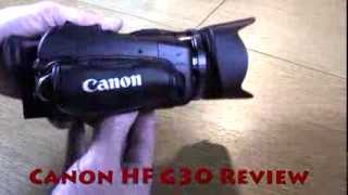 Canon HF G30 Review And HF G10 Comparison