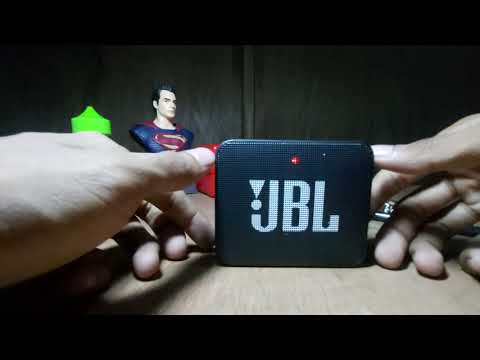JBL GO 2 Red Light Problem After Charging Solved! (in Filipino)