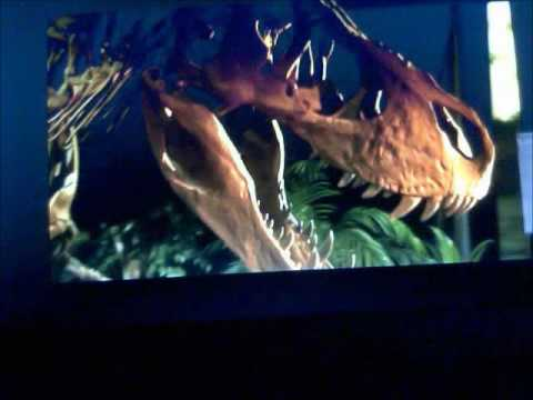 "Jurassic Fight Club: ""T. rex  Hunter"" (Nanotyrannus)"