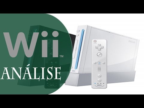 Nintendo Wii - Análise de Consoles