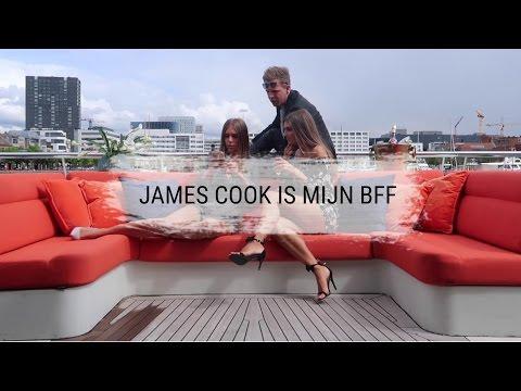 JAMES COOK IS MIJN NIEUWE BESTE VRIEND