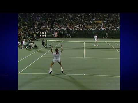 US Open On This Day: McEnroe Defeats Connors To Reach The Finals