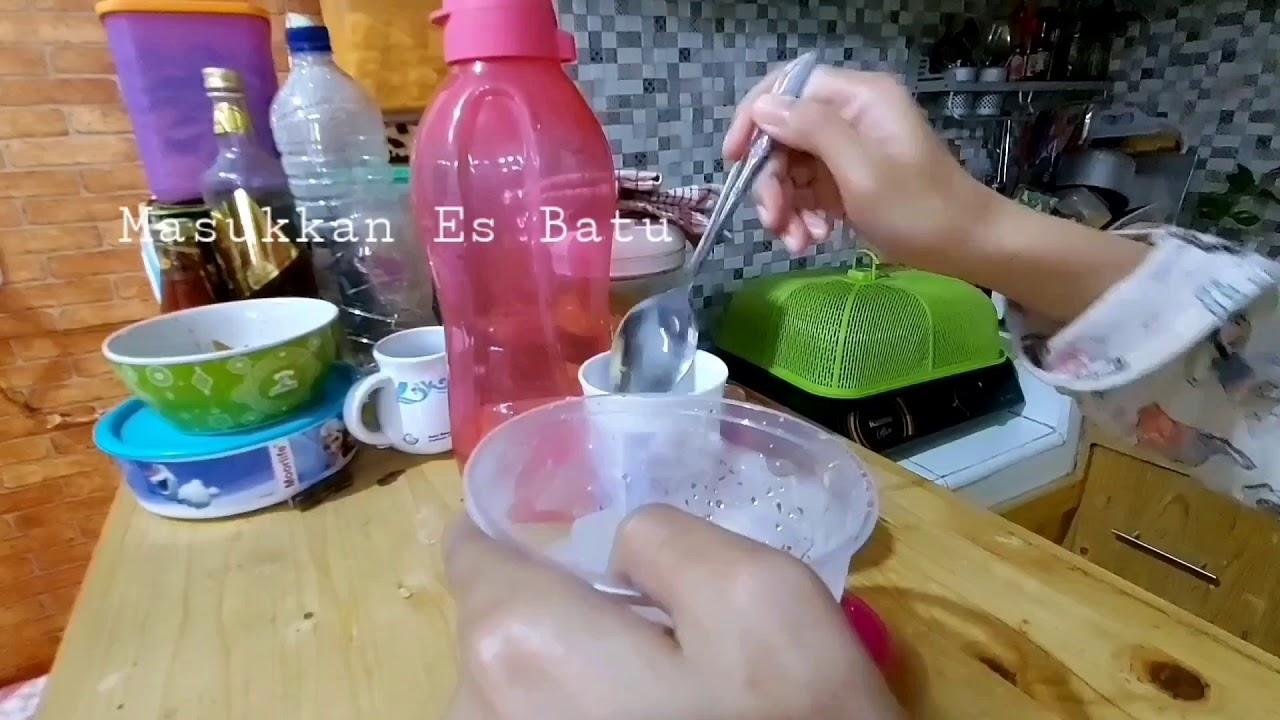Es syrup nata de coco #DiRumahAja - YouTube