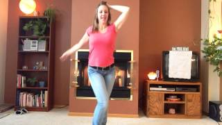 Dancing 365 Days to Raise Vibration~ Day 337 (Hit Me Up, Gia Farrell, Happy Feet)