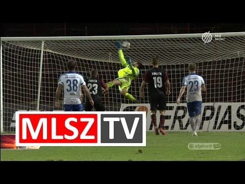 Budapest Honvéd - MTK Budapest | 5-0 | OTP Bank Liga | 9. forduló | MLSZTV