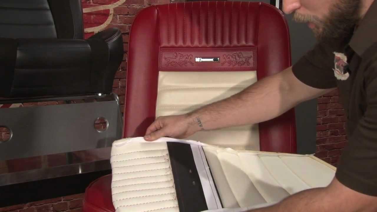 Mustang Tmi Upholstery 1965 1973 Youtube
