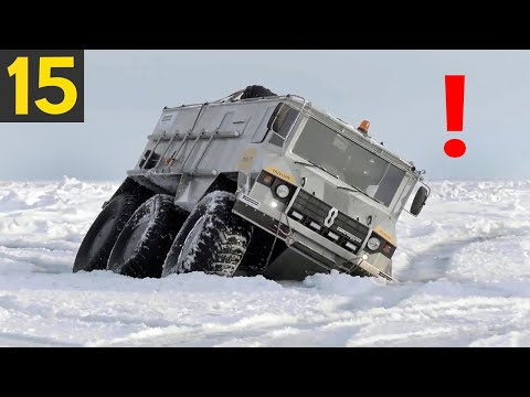 15 Best Off Road Vehicles of All Time