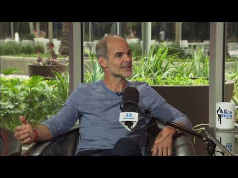 Michael Kelly on Re-Shooting the Final Season of 'House of Cards' | The Rich Eisen Show | 10/3/18