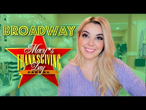 BROADWAY Guide to Macy's Thanksgiving Day Parade 2018