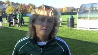SRU Women's Soccer vs. Mansfield - 10/16/12