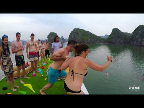 HALONG BAY EXPERIENCE BY Republik Backpackers' Hostel