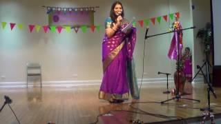 Chicago Marathi Shala Maharashtradin 2017 Part I