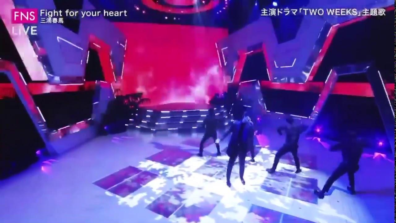 春 馬 ミュージック ビデオ 三浦