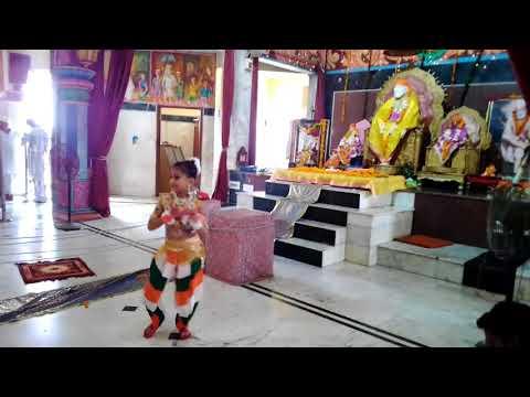 Sapnawat sai baba mandir dance 😀😀😀😀😀😀Dona Biswas