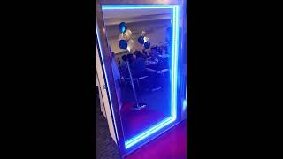 Magic Mirror Photo Booth Experience