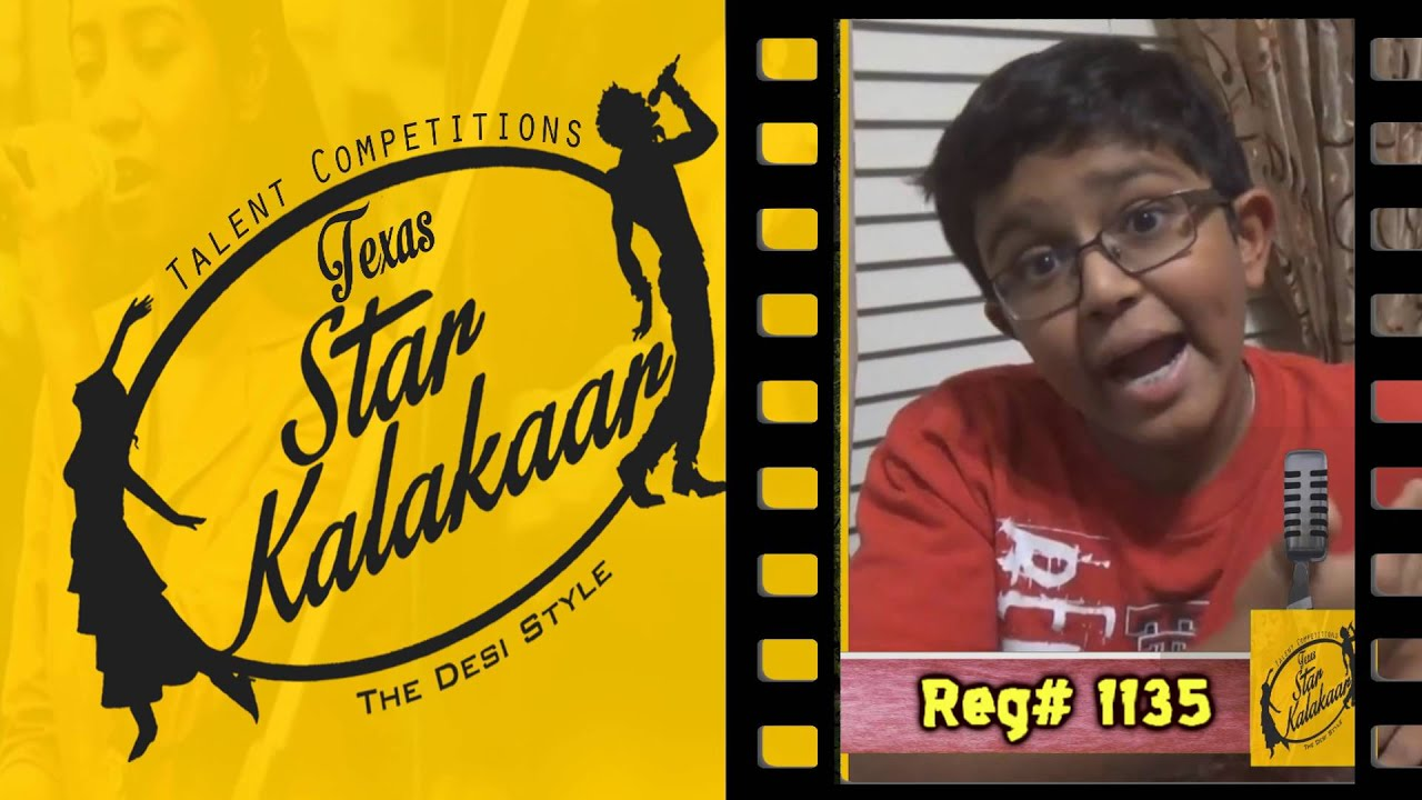 Texas Star Kalakaar 2016 - Registration No #1135