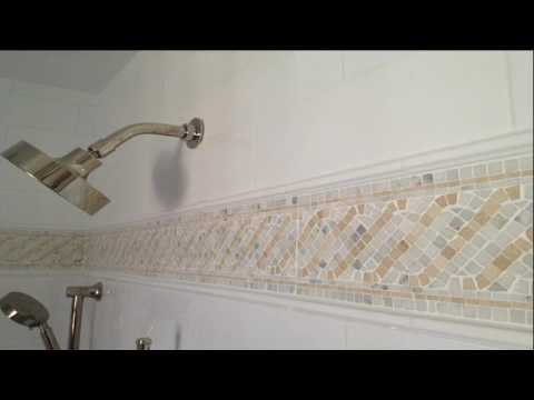 Bathroom Tile Border Pictures