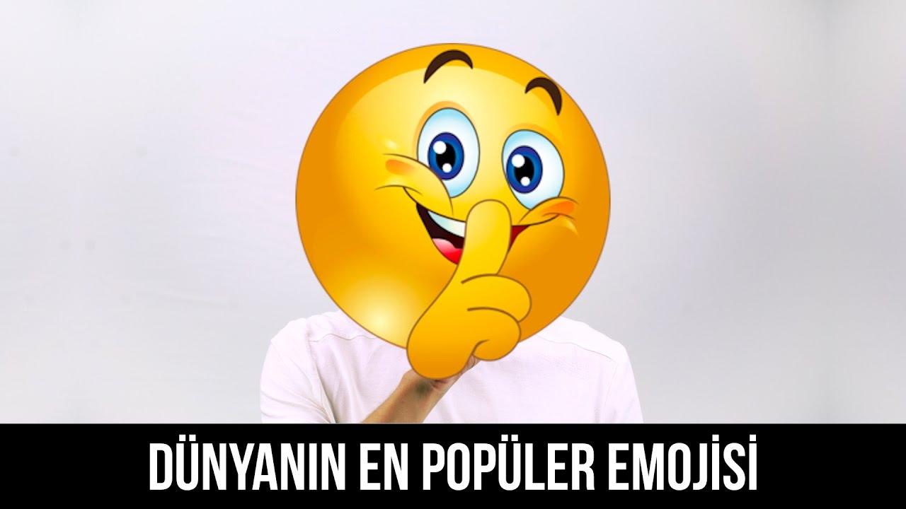 Dünyanın en popüler emojisi