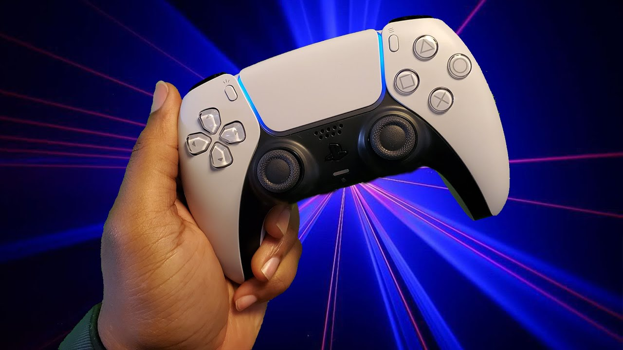 THIS is the FUTURE | PS5 Dual Sense Wireless Controller Unboxing and Overview