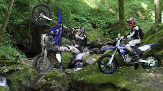 Extreme Enduro on the Yamaha YZ250X