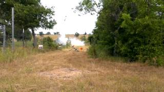 3 Pounds Of Tannerite Vs. Coleman Ice Chest