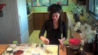 Lasagna - Sassy Soy Chorizo Part 1 - Tastybistro.com