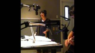 Little Numbers acoustic cover - BOY studio recording