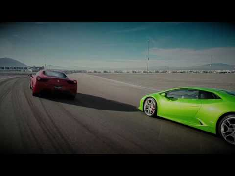 Exotic Car Racing Experience - Video
