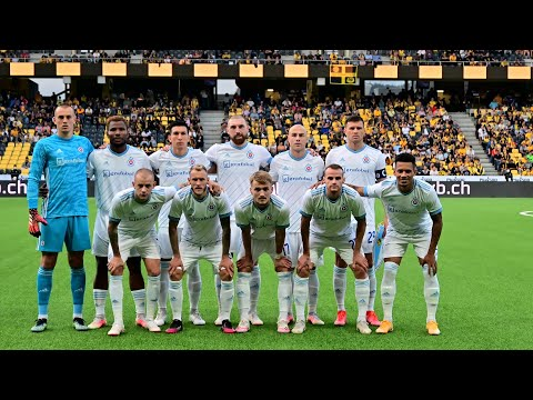 Young Boys Slovan Bratislava Goals And Highlights