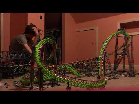 Launched Coaster: Reverb - Test 2